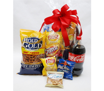 Snack Food Basket to Share