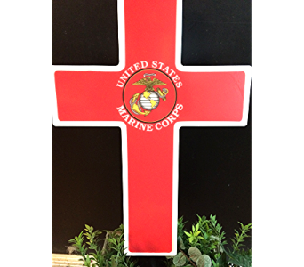 Solar Cross in Fayetteville GA, Our Father's House Florist & Gifts