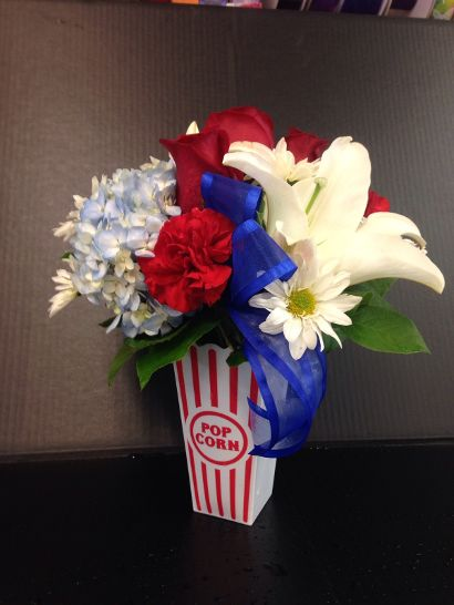 Movie Night in Nashville TN, Emma's Flowers & Gifts, Inc.