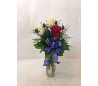 A Rose Celebration in Nashville TN, Emma's Flowers & Gifts, Inc.