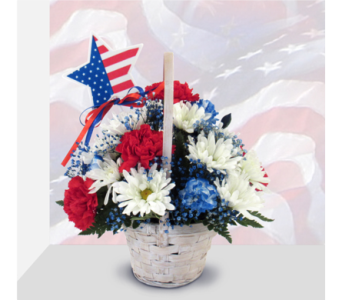 Star Spangled Banner Bouquet in Southfield MI, Thrifty Florist