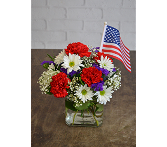 Star Spangled in Raleigh NC, North Raleigh Florist