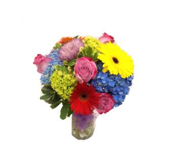Get well flowers delivery plano tx zs florist vibrant spring mix in plano tx zs florist mightylinksfo