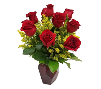 Ruby Red Roses  in Plano TX, Z's Florist