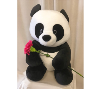 Panda Plush in Elyria OH, Botamer Florist & More