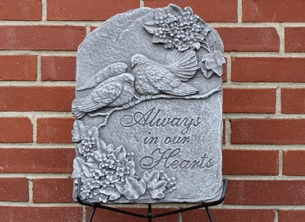 Always in our Hearts in Middletown OH, Flowers by Nancy