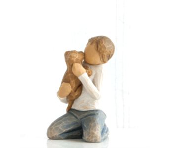Willow Tree - Kindness(Boy) in Timmins ON, Timmins Flower Shop Inc.