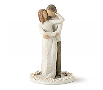 Willow Tree - Together(Cake Topper) in Timmins ON, Timmins Flower Shop Inc.