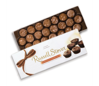 Russell Stover Chocolate Covered Nut Assortment in St. Petersburg FL, The Flower Centre of St. Petersburg