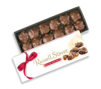 Russell Stover Pecan Delights in St. Petersburg FL, The Flower Centre of St. Petersburg