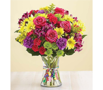 It's Your Day Bouquet in Huntington WV, Archer's Flowers and Gallery
