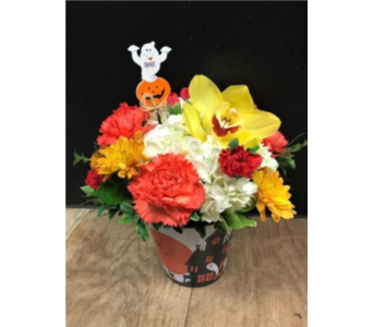 Ghostly Gathering in Fargo ND, Dalbol Flowers & Gifts, Inc.