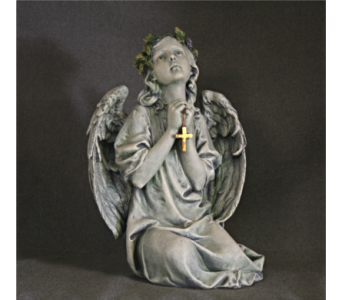 Angel of Prayer in Port Huron MI, Ullenbruch's Flowers & Gifts