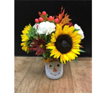 Pick of the Patch- Scarecrow in Fargo ND, Dalbol Flowers & Gifts, Inc.