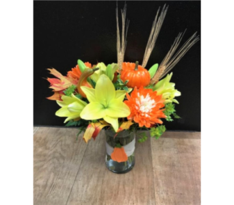 Pumpkin Spice  in Fargo ND, Dalbol Flowers & Gifts, Inc.