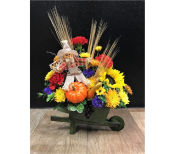 Happy Harvest in Fargo ND, Dalbol Flowers & Gifts, Inc.