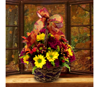 Autumn Sensation in Southfield MI, Thrifty Florist