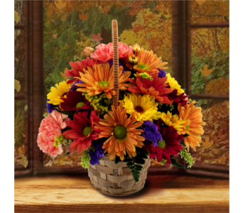 Fall Delight in Southfield MI, Thrifty Florist