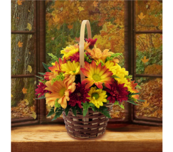 Everyday Fall in Southfield MI, Thrifty Florist