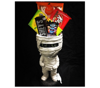 LIMITED EDITION -  Candy Mummy in Needham MA, Needham Florist