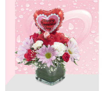 Sweet Love Bouquet in Southfield MI, Thrifty Florist