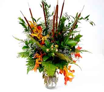 Fall Foraging   Bouquet in Indianapolis IN, Gillespie Florists