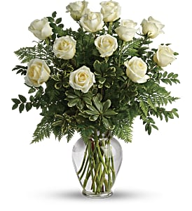 Joy Of Roses Bouquet in Alliston, New Tecumseth ON, Bern's Flowers & Gifts
