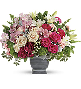 Teleflora's Grand Beauty Bouquet in Los Angeles CA, RTI Tech Lab