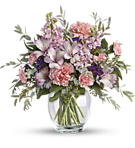 Teleflora's Pretty Pastel Bouquet in Richmond BC, Touch of Flowers