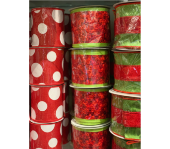 Assorted Ribbon  in Little Rock AR, Tipton & Hurst, Inc.