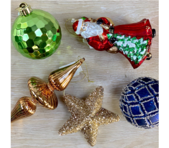 Assorted Ornaments in Little Rock AR, Tipton & Hurst, Inc.