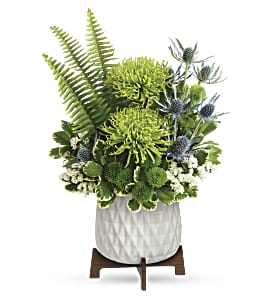 Teleflora's Style Statement Bouquet in Los Angeles CA, RTI Tech Lab
