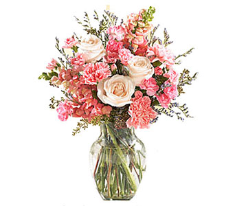 FTD Love In Bloom Bouquet in Cohasset MA, ExoticFlowers.biz
