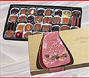 1 lb. Assorted Chocolates in Columbus OH, OSUFLOWERS .COM