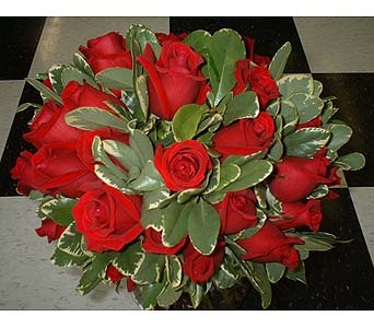 Red Rose Dome - contemporary in Dallas TX, Z's Florist