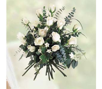 Bridal Bouquet in Midland TX, A Flower By Design