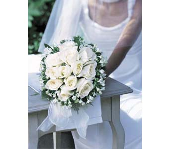 Bridal Bouquet in Tampa FL, Moates Florist