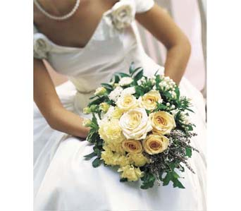 Bridal Bouquet in Grand Ledge MI, Macdowell's Flower Shop
