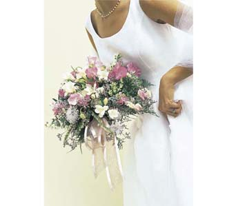 Bridal Bouquet in Arcata CA, Country Living Florist & Fine Gifts