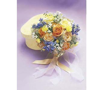 Bridal Bouquet in Olean NY, Mandy's Flowers