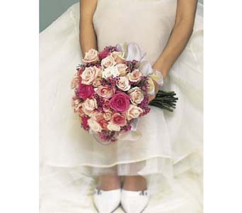 Bridal Bouquet in Campbell CA, Bloomers Flowers