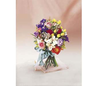 Bridal Bouquet in Laurel MD, Rainbow Florist & Delectables, Inc.