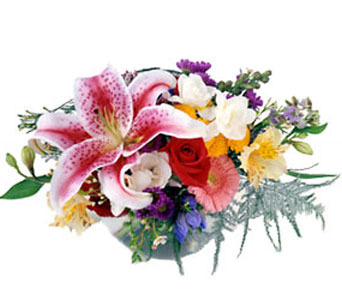 FTD Angelique Bouquet in Cohasset MA, ExoticFlowers.biz