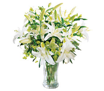 FTD Lilies and More Bouquet in Cohasset MA, ExoticFlowers.biz
