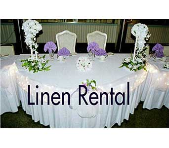 Linen Rental in Grand Island NE, Roses For You!