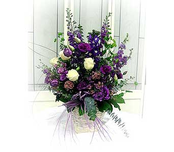 Basket of Grace in Lake Forest CA, Cheers Floral Creations
