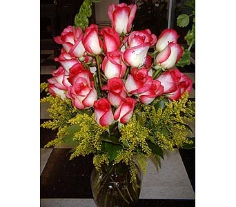 Flared Fantasy Bouquet in Dallas TX, Z's Florist
