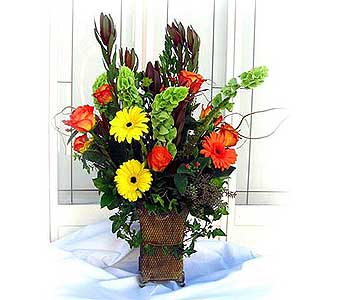 Summer Party Bouquet in Lake Forest CA, Cheers Floral Creations