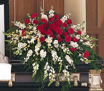 Cherished moments casket spray in portsmouth oh kirbys flowers cherished moments casket spray in portsmouth oh kirbys flowers mightylinksfo