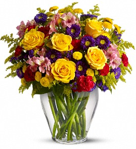 Brighten Your Day in Hilton NY, Justice Flower Shop